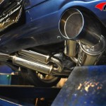 ARK GRIP True Dual Exhaust System Infiniti G35 Coupe 03-06f