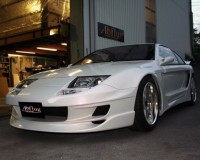 Z32 - Abflug BEET300zx Full Wide Body Kit