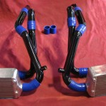 AshSpec 2.5 Charge Pipe Set Nissan 300zx TT 90-96c