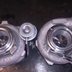 AshSpec GT2860RS Turbos 500WHP Kit Nissan 300zx TT 90-96