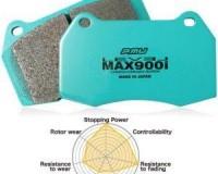 Project Mu Level Max 900I Rear Brake Pads Infiniti G35/350Z 03-05
