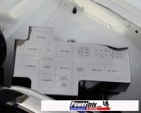 PowerTrix SS Large Fuse Box Cover
