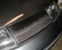 PowerTrix Carbon Fiber OEM Nose Panel