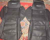 Interior Innovations Synthetic Leather Seat Covers