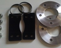 "AshSpec 13"" Big Brake Hardware kit"