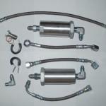 AshSpec Turbo Oil System Nissan 300zx Z32 90-96