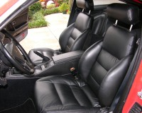 Interior Innovations Genuine Leather Seat Covers