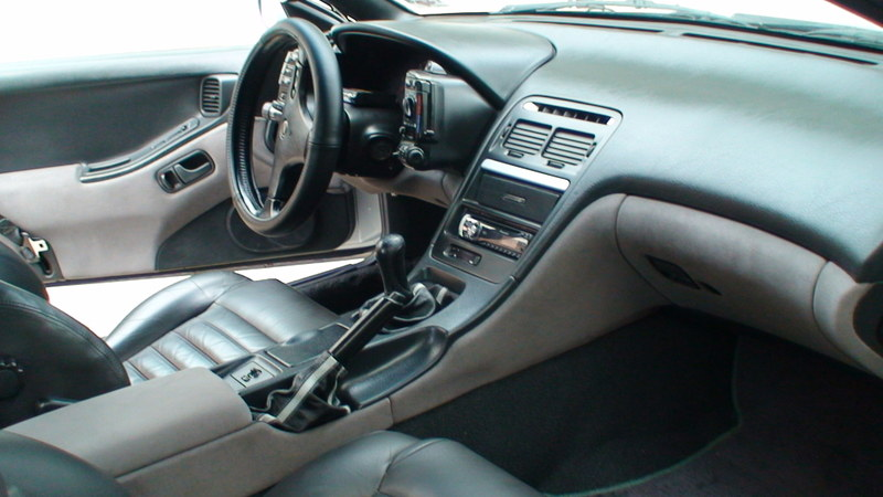 Interior Innovations Nova-Suede Trim Kit Nissan 300zx/Z32 ...