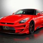 Abflug Version 2 Aloof 01-R Full Kit Nissan GTR-R35 09