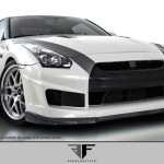 Areo Front Bumper FPR