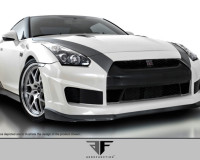 R35 - Aero Function Front Bumper Cover GFK
