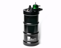 Radium Engineering FST-R Fuel Surge Tank with Intergrated FPR