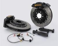 Z34 - AP Racing 6-Piston Big Brake Kit