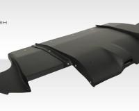 Duraflex SP-N Rear Diffuser