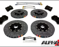R35 - AMS Performance Alpha Carbon Ceramic Brake Kit