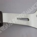 AVENUE STEERING WHEELS - Woodgrain Aluminum Brushed Spokes1