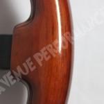 AVENUE STEERING WHEELS - Woodgrain Black Spokes1