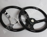 AVENUE STEERING WHEEL - Black