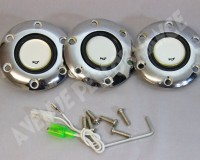 AVENUE - Horn Button Kit Assembly Chrome