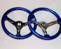 AVENUE STEERING WHEEL - Daytona Blue