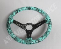AVENUE STEERING WHEEL - Hydrodip Minty Digital Camo