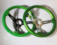 AVENUE STEERING WHEEL - Kryptonite Green