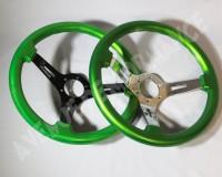 AVENUE STEERING WHEEL - Kryptonite Green
