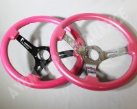 AVENUE STEERING WHEEL - Pink