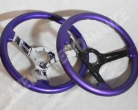 AVENUE STEERING WHEEL - Purple