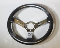 AVENUE STEERING WHEEL - Titanium