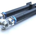 SPL Titanium Rear Traction Links Nissan GT-R R35 09-14a