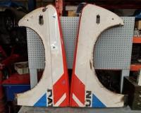 Datsun BRE Used Steel Fenders @ The Z Shop