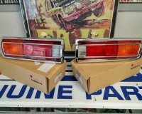 "N.O.S. Datsun PL510 sedan ""Euro"" tail lamp assemblies from the Z Shop 1969-1973"