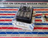 Datsun PL510 & WPL510 Fuse Box 1971-1973 only. NOS, OEM, OOP at The Z Shop