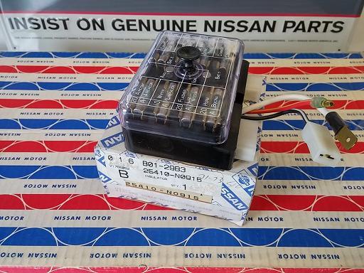 510 fuse box