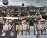 Datsun 240Z-280Z SK Triple Carburetor Setup NEW at The Z Shop