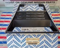 Datsun 240Z Early Heater Control Bezel Surround NOS OEM  OOPat The Z Shop
