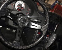 AVENUE STEERING WHEEL - CARBON FIBER